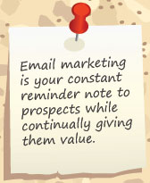 Email Marketing Note